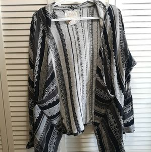 Billabong cardigan
